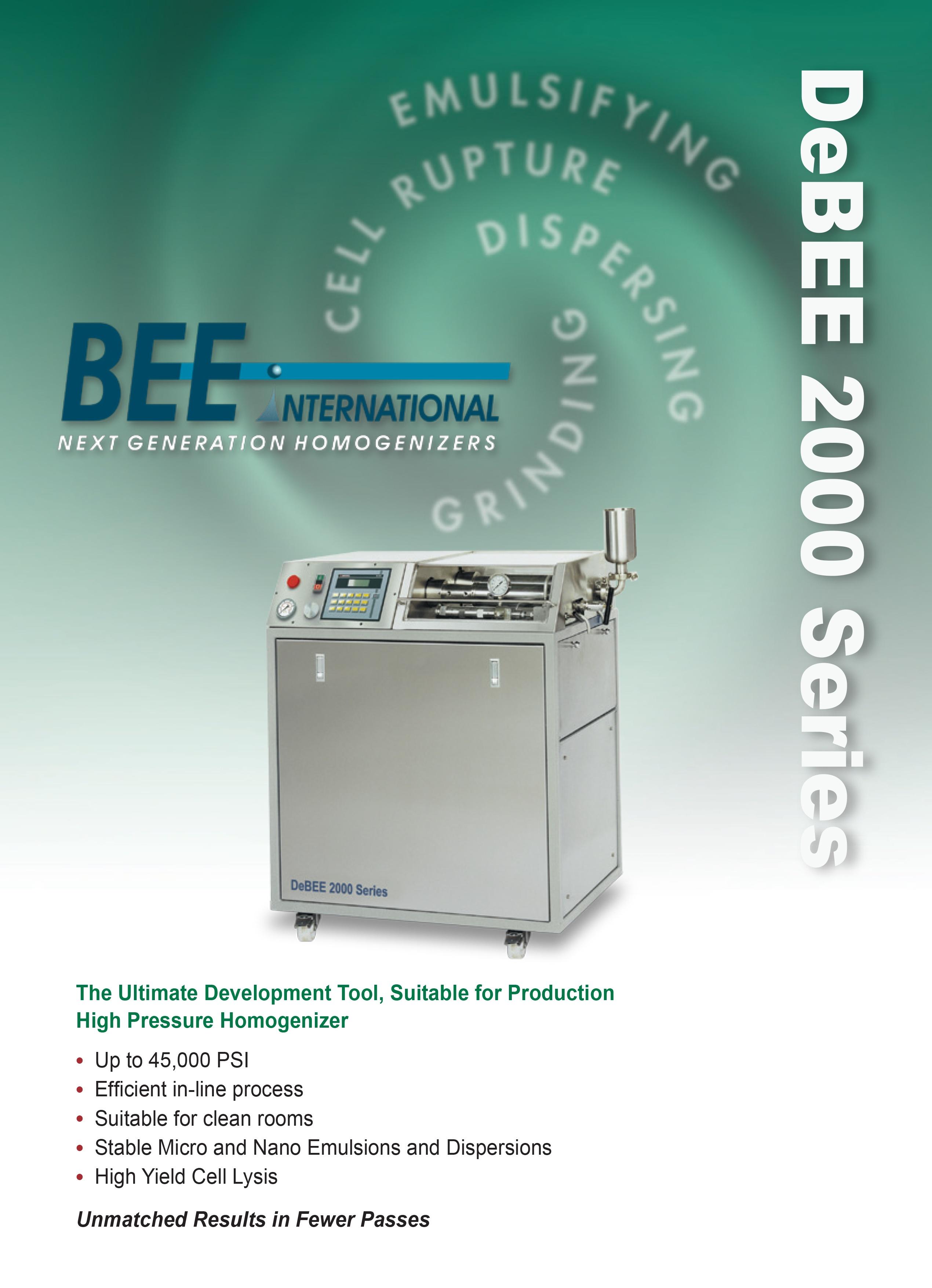 DeBee 2000-Cover.jpg