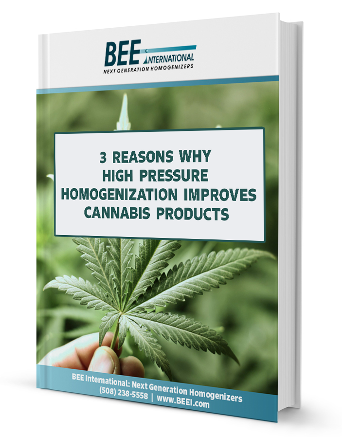 homogenizers for cannabis